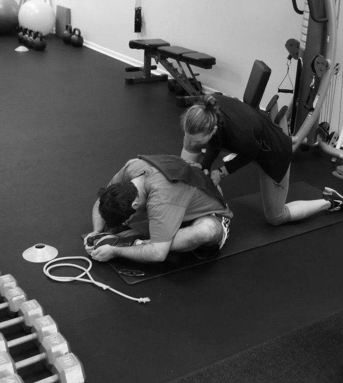 One-on-One personal training #2BW