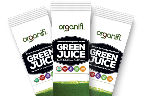 Organifi Green Juice Package