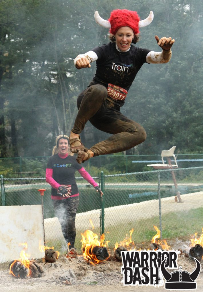 Coach Seana Warrior Dash Oct 3