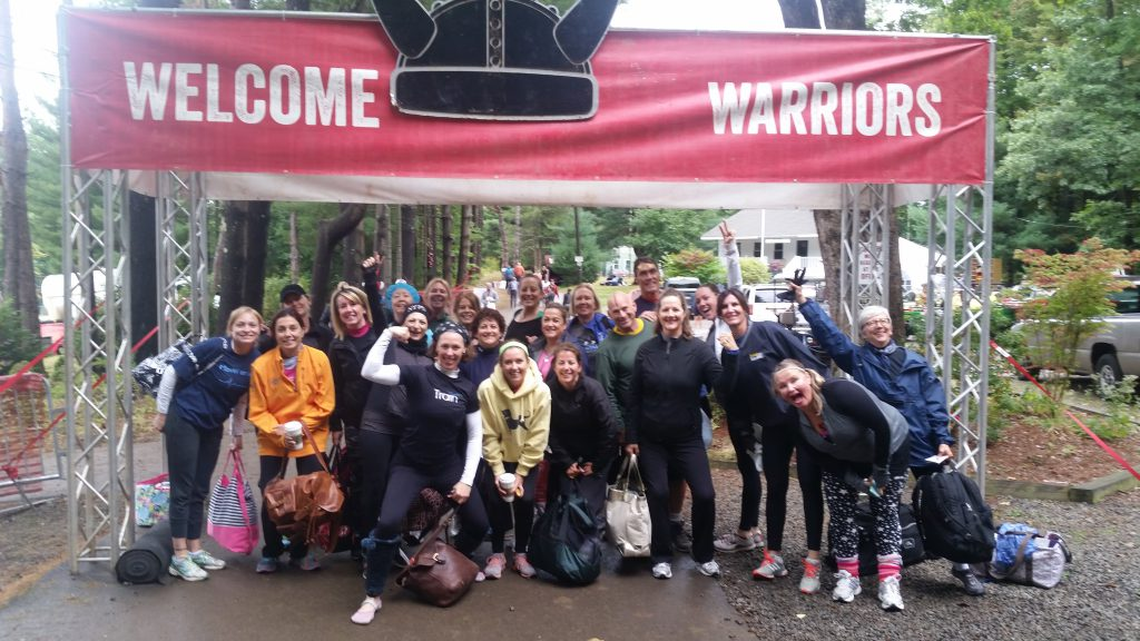 Warrior Dash Team Photo