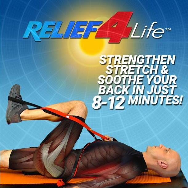 Back Pain Relief4Life strap