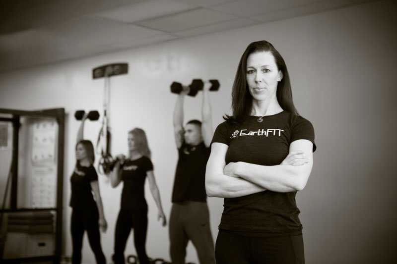 Seana and the Team at EarthFIT New Fairfield