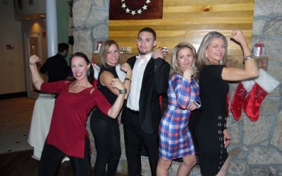The EarthFIT New Fairfield 2018 Holiday Party