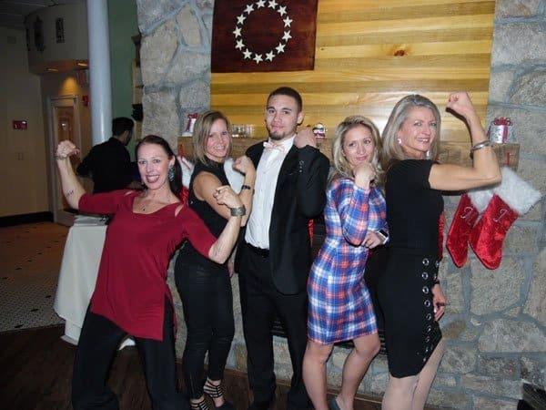 The EarthFIT New Fairfield 2018 Holiday Party