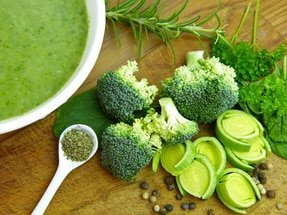 Bone Broth Brocolli Soup Recipe